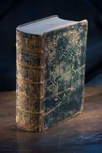 Early 1800's Bible